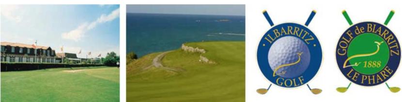 golf biarritz